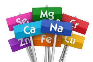 Les principaux sels minéraux : leurs rôles, où les trouver