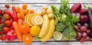 Read more about the article Quels sont les bienfaits des fruits et légumes selon leurs couleurs ?