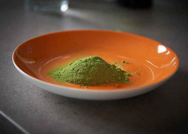 De la poudre de Moringa Oleifera