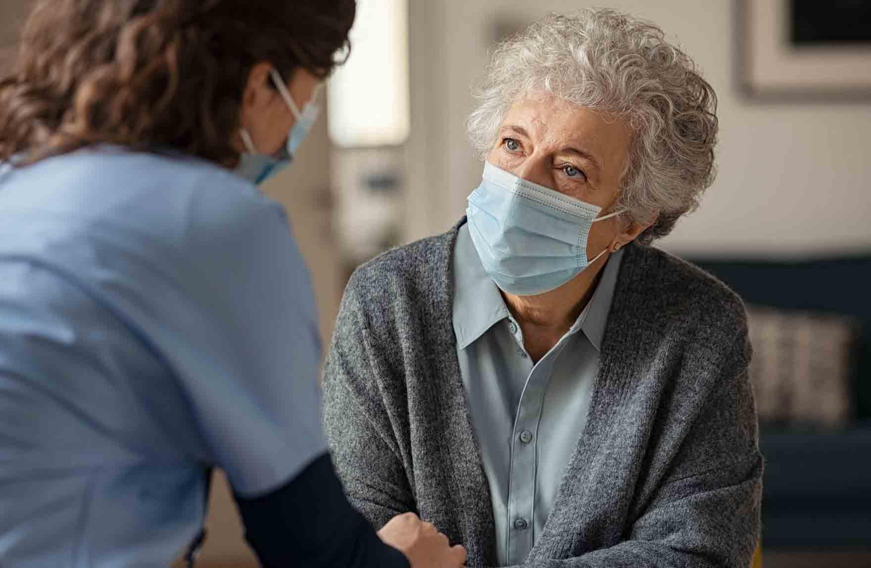 Comment faire face au refus d'aide d'une personne âgée ?