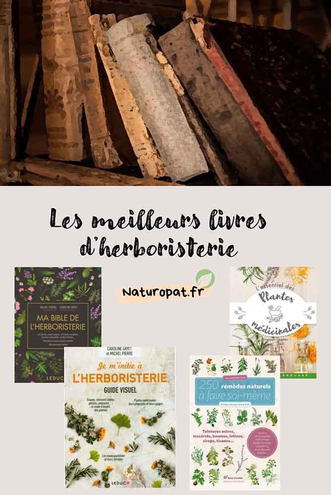 Read more about the article Les meilleurs livres d'herboristerie en 2021