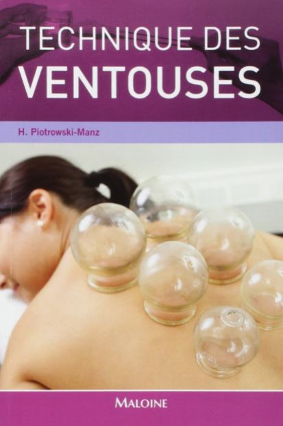 Technique des ventouses livre écrit par Hedwig Piotrowski-Manz